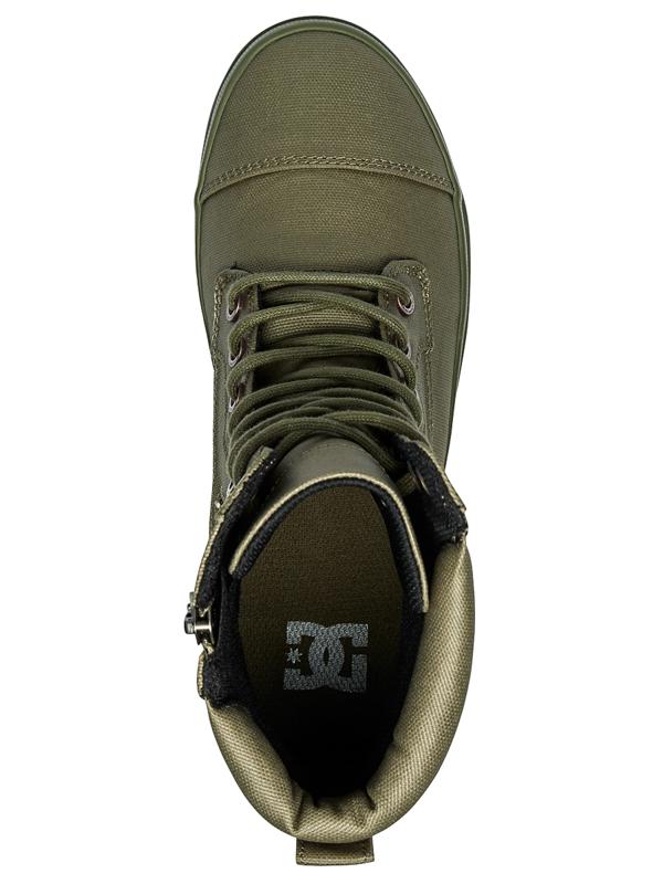 Dc AMNESTI TX olive dámské boty na zimu   eSatna.cz f145673b69